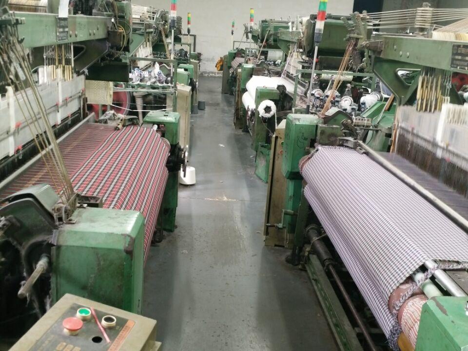 佳宏纺织-剑杆机器设备