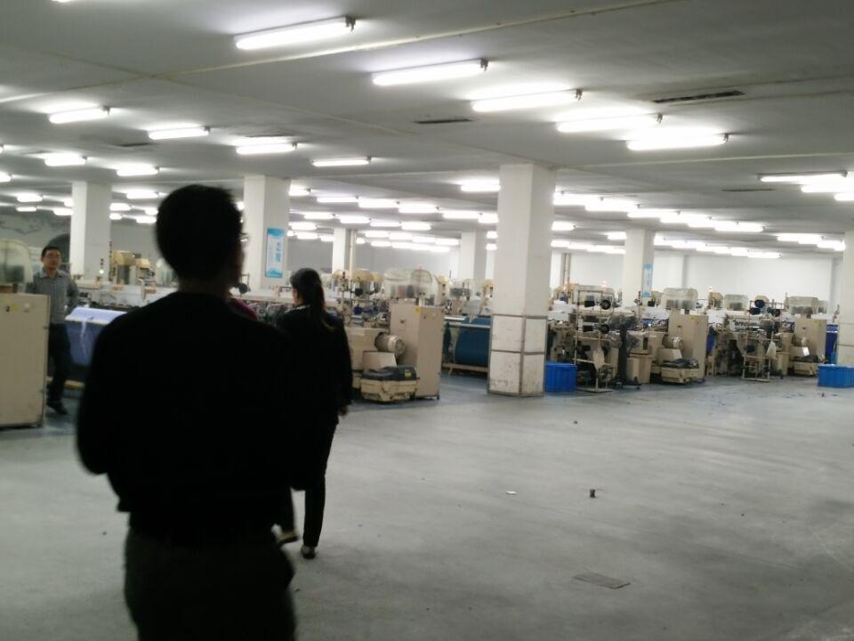 佳宏纺织-织造车间