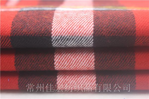 【绒毛丰满而细腻】如此优质的法兰绒面料,乃佳宏纺织29年的结晶