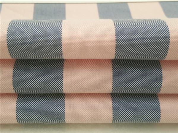 棉涤色织布,棉涤条子布,40*140D涤棉面料厂家
