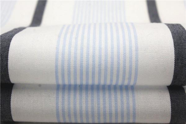 全天丝色织布,天丝条子布,色织天丝面料生产厂家