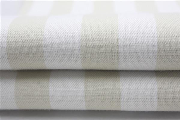 棉涤条子布,色织条子布生产厂家