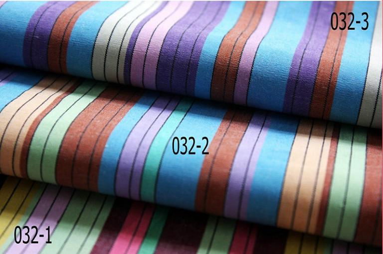 防晒抗紫外线面料,衬衣条子布
