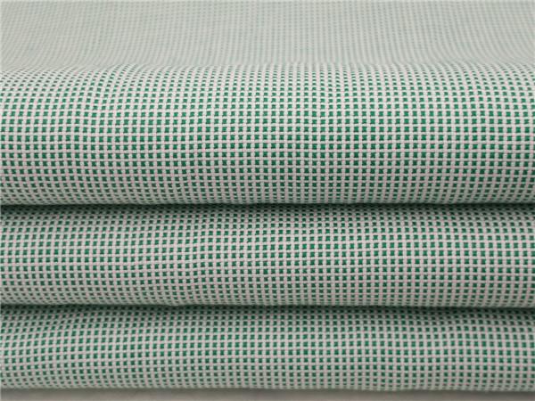 天丝棉格子布,紧密纺格子布