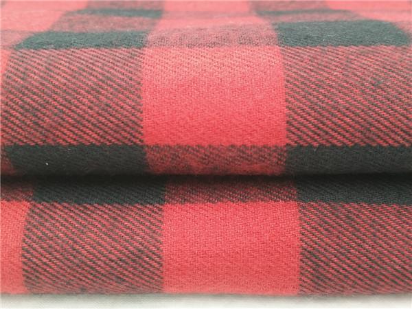 全涤法兰绒生产,全涤磨毛布定制