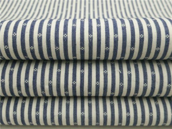 40*100D棉锦条子布,小提花条子布厂家