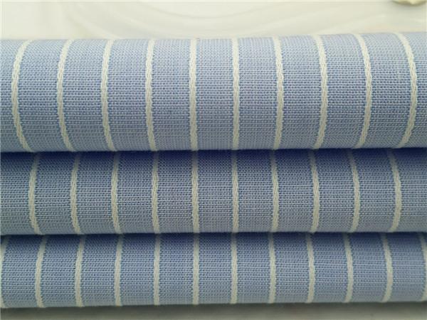 60棉40涤条子布,CVC条子布,棉涤条子布厂家