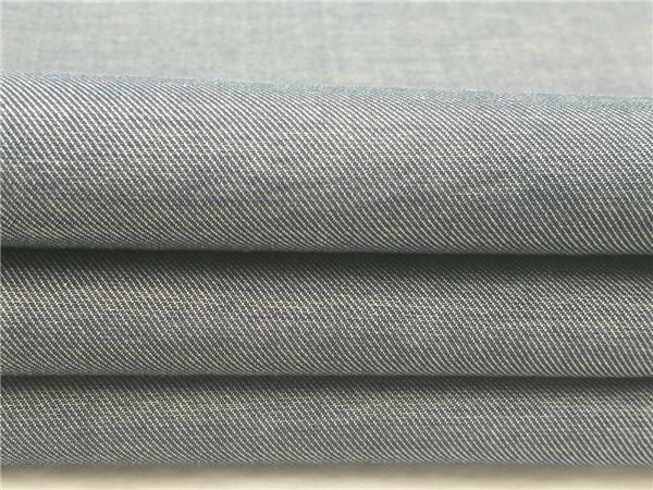 斜纹色织青年布 80/2青年布面料厂家
