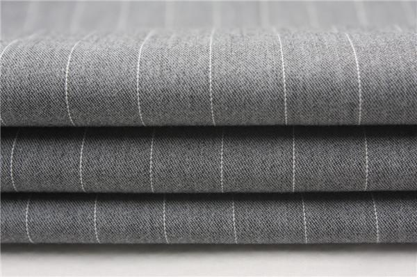 粘胶涤纶弹力布,色织弹力布厂家