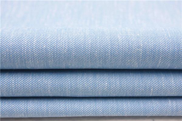 涤麻棉青年布,色织涤麻面料,青年布厂家生产