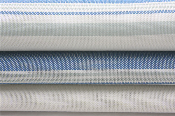 全棉条子牛津纺,纯棉衬衫牛津纺面料厂家定制