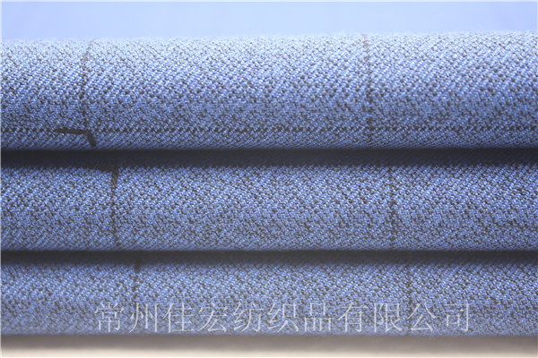 40/2TR色织面料,tr色织格子面料生产厂家