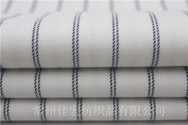 TR条子色织布,TR弹力条子布定制