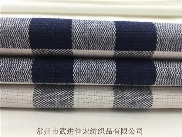 朝阳格子布 ,21S全棉色织格子布 厂家生产