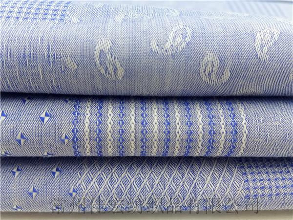 全棉色织大提花,50支高品质提花面料定制
