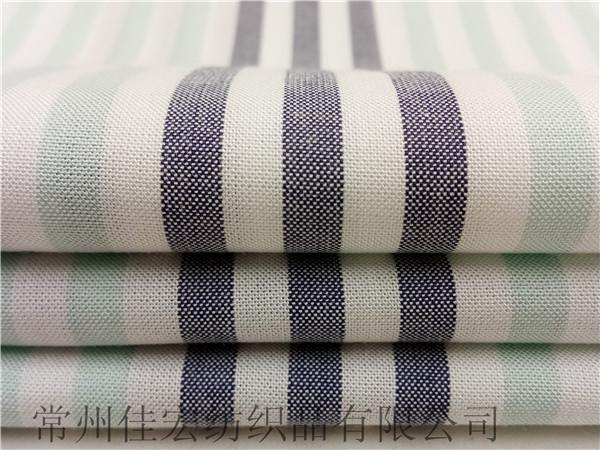 30支色织人棉布料,人造棉面料生产