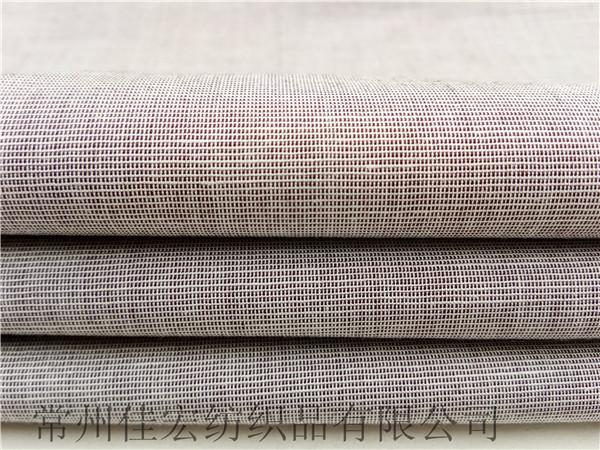 色织米通弹力布生产