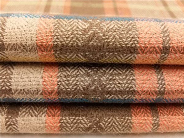 法兰绒提花布,法兰绒小提花生产定制